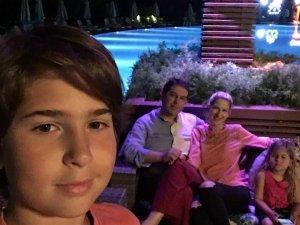Torun ailesinden öz çekim