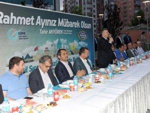 Konya'nın gücü birlik ve beraberliğinden geliyor