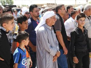 Diyalalı Türkmen aileler evlerine dönüyor