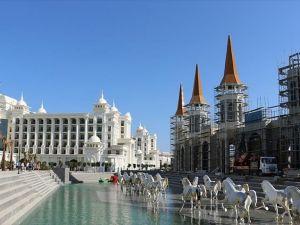 'Türkiye'nin Disneylandı' tamamlanmak üzere