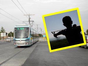 """""""Sapan""""ın hedefindeki tramvaylar"""