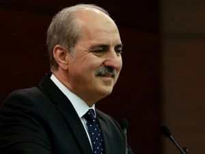 Numan Kurtulmuş'a 'Yılın Bakanı' ödülü