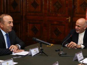 'Türkiye'nin Afganistan'a desteği devam edecek'