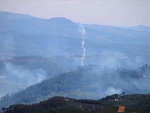 Türkmendağı'nda muhaliflerden karşı saldırı