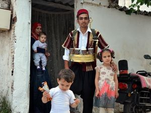 Suriyeli sığınmacı 'Osmanlı geleneğini' yaşatıyor