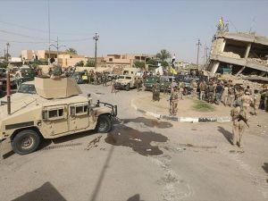 Felluce'nin merkezindeki binalar DAEŞ'ten geri alındı