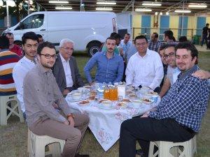 Medaş'tan personele iftar