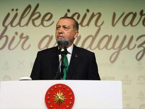Cumhurbaşkanı Erdoğan: Bunların da inlerine girdik, paralelin de inlerine girdik