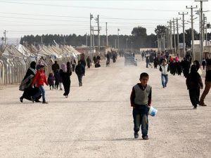 Geçen yıl yaklaşık 2,5 milyon Suriyeli Türkiye'ye sığındı