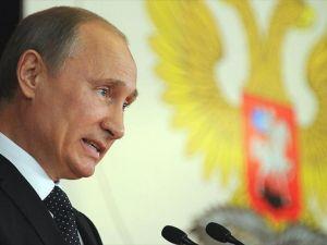 Putin'den IAAF'a tepki
