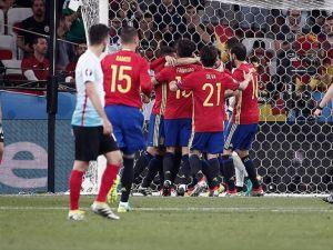 'İspanya şampiyonluk formunda'