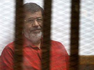 Muhammed Mursi'ye müebbet hapis cezası