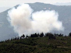 Türkmendağı'nda kaybedilen bölgeler geri alındı