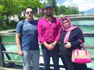 Karakurt Ailesi Balkanların Muhteşem Güzelliğinde