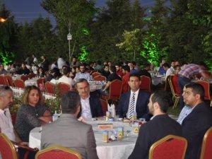 MMO Konya şubesinden iftar programı