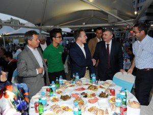 Başkan Akyürek'ten iftar daveti