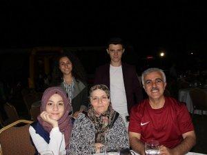 Öztürk ailesi ramazan şenliklerinde