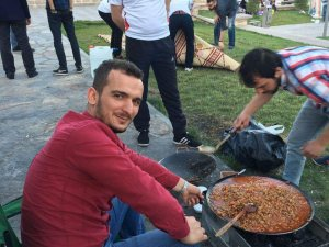 Akbel Bilgi İşlem'den iftar programı