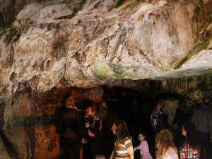 Türkiye'deki mağaralar gezginleri bekliyor