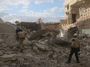 Rakka'ya misket bombalı saldırı: 10 ölü, 35 yaralı
