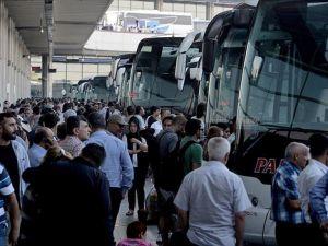 Ramazan Bayramı'nda biletsiz yolcu kalmayacak