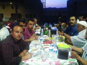 Şen Kardeşler Nakliyattan iftar yemeği