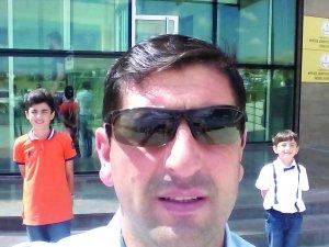 Osman Çamurlu Hoca'dan mutluluk özçekimi