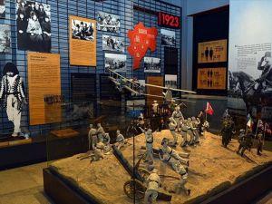 Milli Mücadele ruhu müzede yaşatılıyor