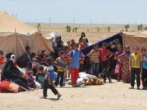Felluce'den göç eden ailelerin sayısı 12 bini geçti