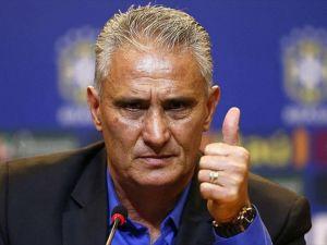 Brezilya Milli Futbol Takımı'nın teknik direktörlüğüne Tite getirildi