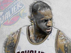 NBA'da Cleveland Cavaliers tarihine geçen adam: LeBron James