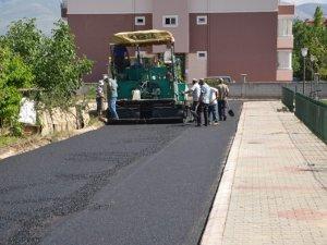 Ereğli'de asfalt çalışmaları başladı