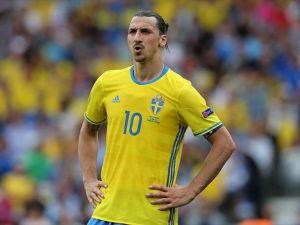 Ibrahimovic milli takımı bırakıyor