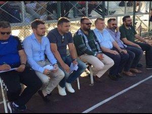 Konyaspor yönetimi seçmeleri tam kadro izledi