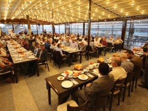 Beyşehir'de muhtarlara iftar yemeği
