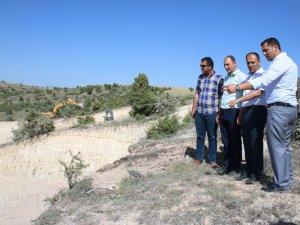 2. Etap TOKİ inşaatı başladı