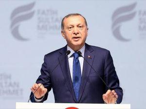 Cumhurbaşkanı Erdoğan: Kendi çirkinliğinizin içinde boğulup gideceksiniz