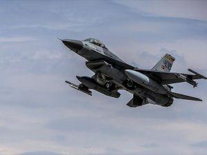 TSK'dan Irak'ın kuzeyi ile Lice kırsalına hava harekatı