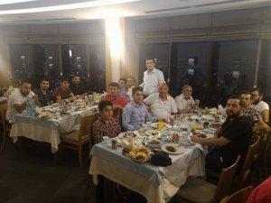 Abdülkerim Yılmaz'dan iftar daveti