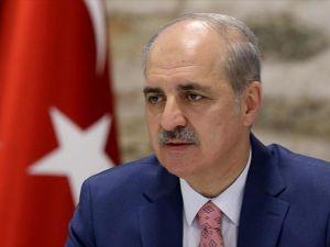 Başbakan Yardımcısı Kurtulmuş, DEİK heyetini kabul etti