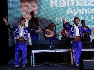 Ramazan etkinlikleri Konya gecesi ile renklendi