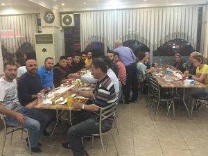 Ertan Gürpınar'ın geleneksel iftarı Havzan Etliekmek 3'te