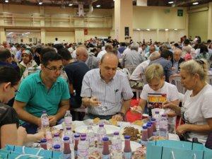 İstanbul'daki Konyalılar KTO Karatay iftarında buluştu
