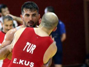 'Olimpiyatlarda altın madalya gelebilir'