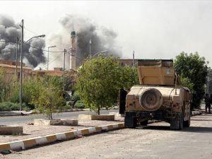 Felluce'de DAEŞ kontrolündeki son bölgeye operasyon