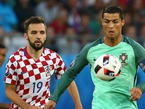 EURO 2016'da Portekiz çeyrek finalde