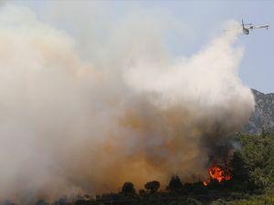 Olimpos'taki tesisler ve evler boşaltılıyor