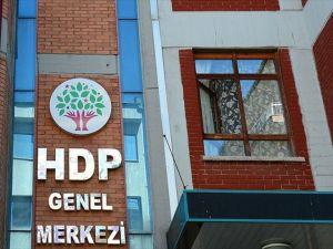 HDP'den 'orman yangını' özrü