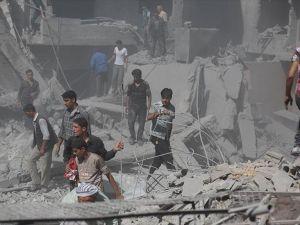 Deyruz Zor'daki vakum bombalı saldırıda ölü sayısı 70'e yükseldi