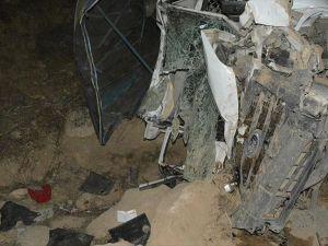 Kız istemeye giderken kaza yaptılar: 3 ölü, 5 yaralı